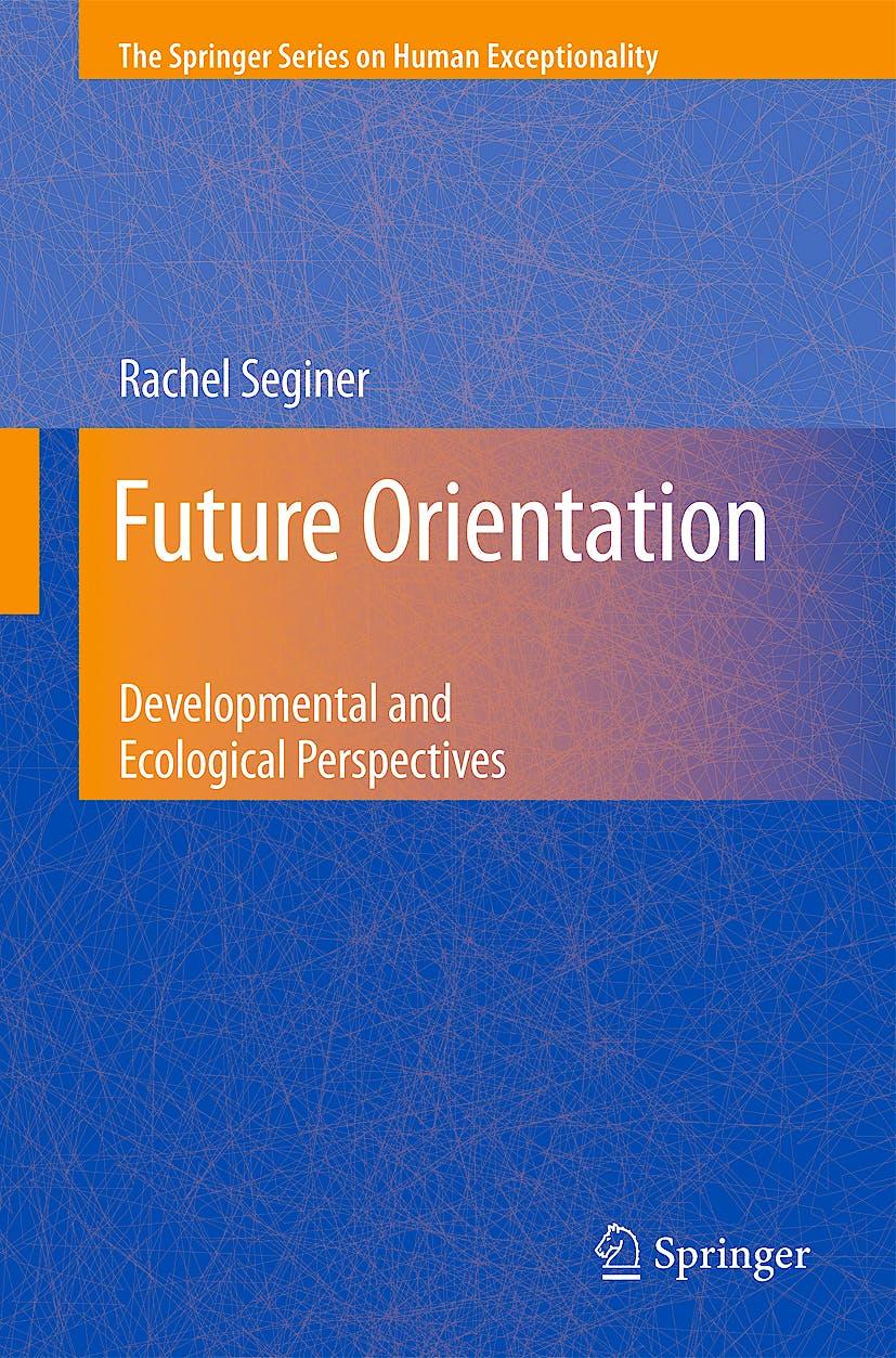 Portada del libro 9780387886404 Future Orientation