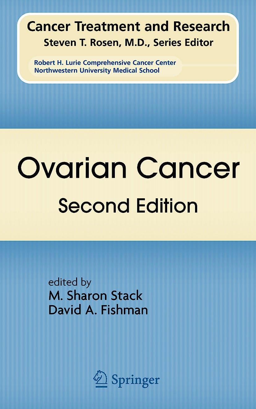 Portada del libro 9780387980935 Ovarian Cancer