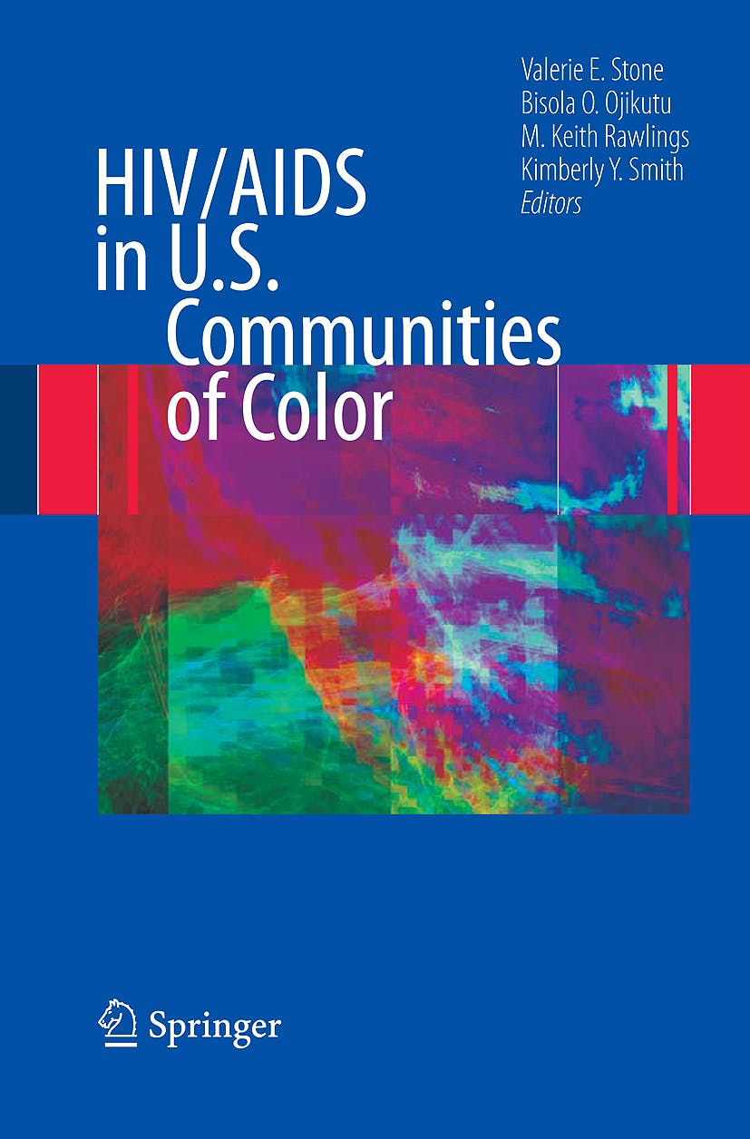 Portada del libro 9780387981512 Hiv/aids in u.s. Communities of Color