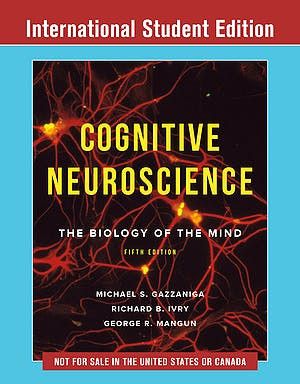 Portada del libro 9780393667813 Cognitive Neuroscience. The Biology of the Mind