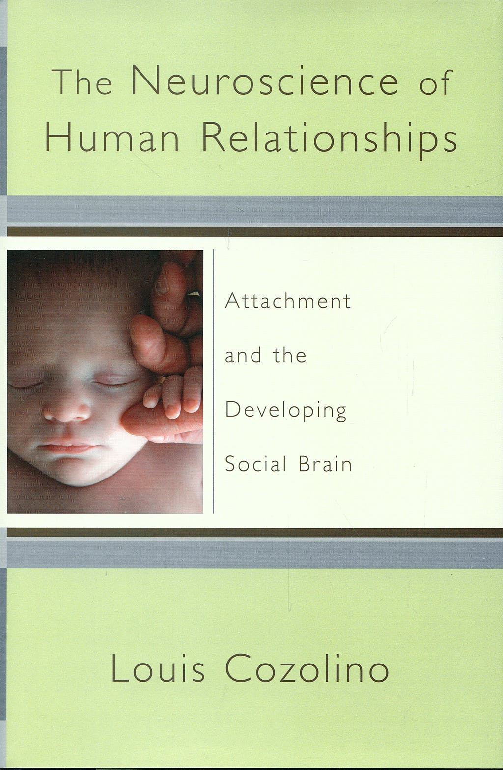 Portada del libro 9780393704549 The Neuroscience of Human Relationships: Attachment and the Developing Social Brain