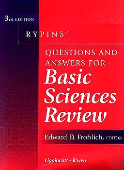 Portada del libro 9780397515455 Questions and Answers for Basic Sciences Review