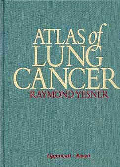 Portada del libro 9780397516469 Atlas of Lung Cancer