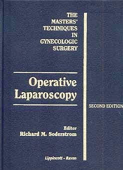 Portada del libro 9780397517978 Operative Laparoscopy