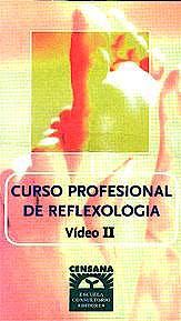 Curso Profesional de Reflexología, 2 DVDs