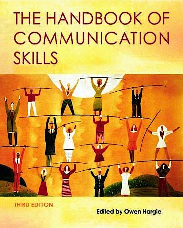 Portada del libro 9780415359115 The Handbook of Communication Skills (Softcover)