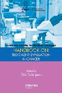 Portada del libro 9780415390866 Esmo Handbook of Cancer Diagnosis and Treatment Evaluation