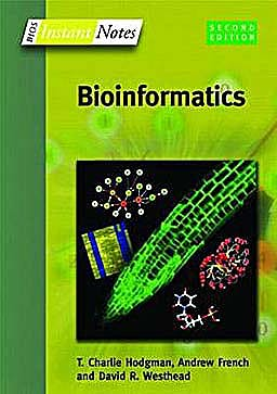 Portada del libro 9780415394949 Bios Instant Notes in Bioinformatics