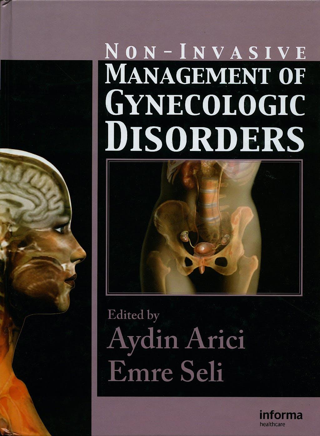 Portada del libro 9780415417426 Non-Invasive Management of Gynecologic Disorders