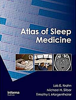 Portada del libro 9780415450089 Atlas of Sleep Medicine
