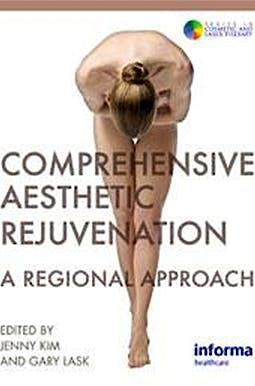 Portada del libro 9780415458948 Comprehensive Aesthetic Rejuvenation. a Regional Approach