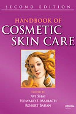 Portada del libro 9780415467186 Handbook of Cosmetic Skin Care