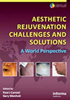 Portada del libro 9780415475600 Aesthetic Rejuvenation Challenges and Solutions. a World Perspective