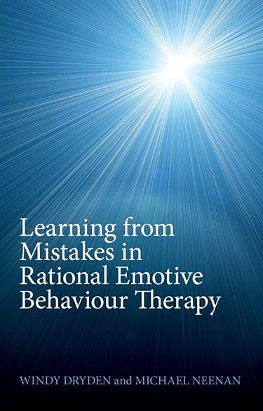 Portada del libro 9780415678742 Learning from Mistakes in Rational Emotive Behaviour Therapy