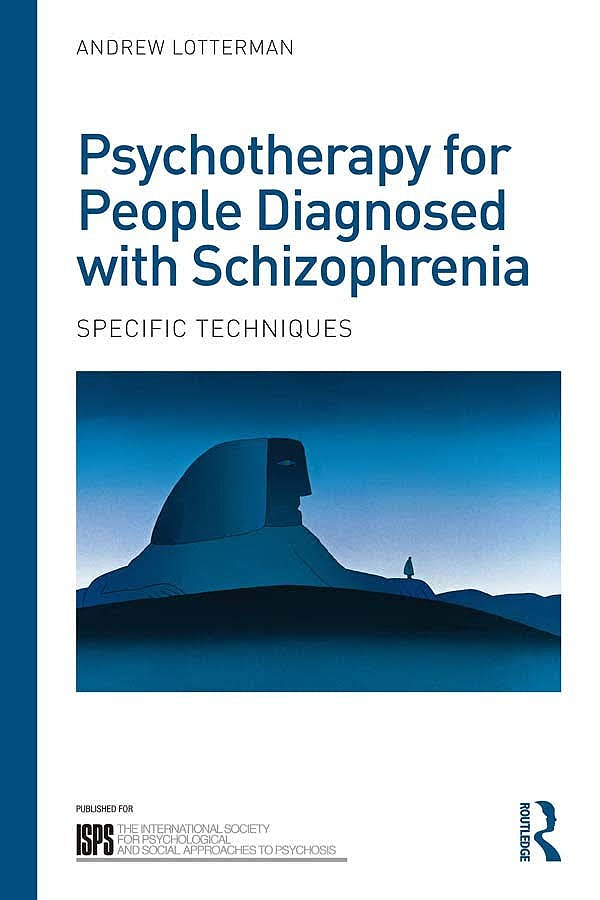 Portada del libro 9780415690454 Psychotherapy for People Diagnosed with Schizophrenia