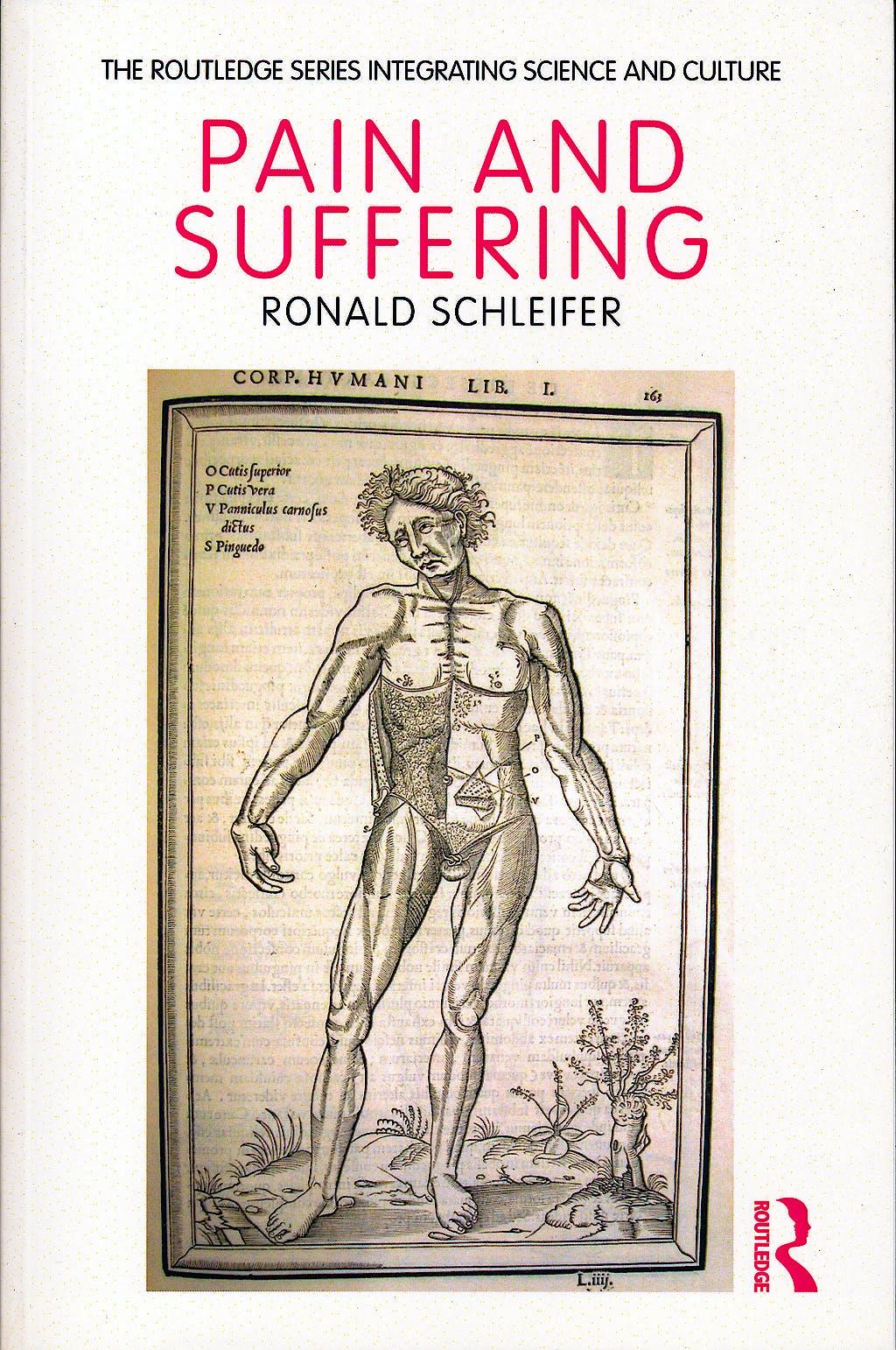 Portada del libro 9780415843270 Pain and Suffering