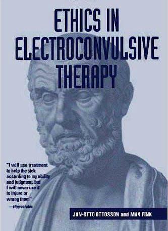 Portada del libro 9780415946599 Ethics in Electroconvulsive Therapy