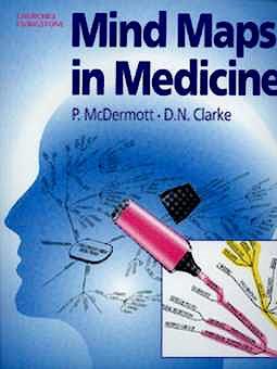 Portada del libro 9780443051951 Mind Maps in Medicine