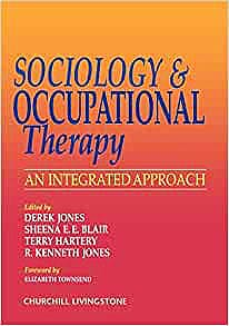 Portada del libro 9780443055157 Sociology and Occupational Therapy