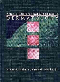 Portada del libro 9780443056055 Atlas of Differential Diagnosis in Dermatology