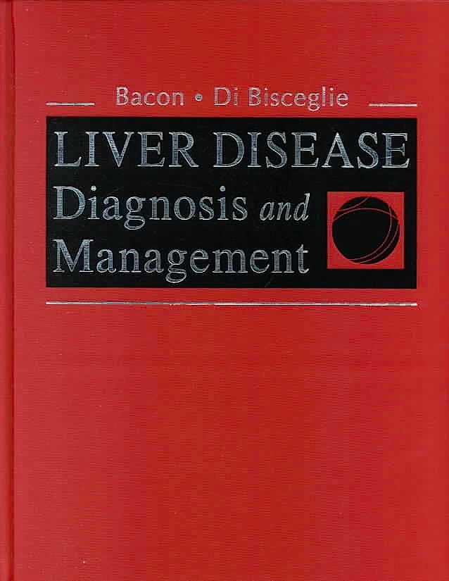 Portada del libro 9780443057120 Liver Disease Diagnosis and Management