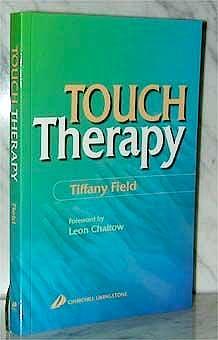 Portada del libro 9780443057915 Touch Therapy