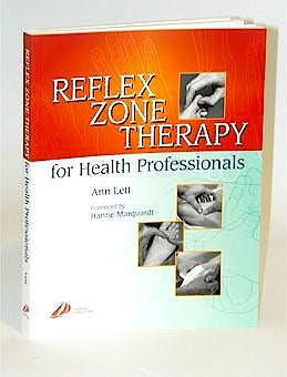 Portada del libro 9780443060151 Reflex Zone Therapy for Health Professionals
