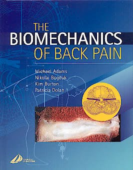 Portada del libro 9780443062070 The Biomechanics of Back Pain