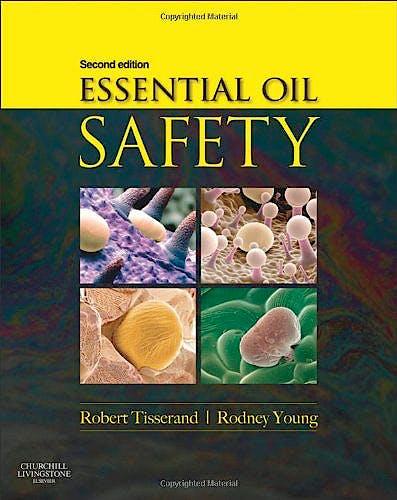 Portada del libro 9780443062414 Essential Oil Safety.  Guide for Health Care Professionals