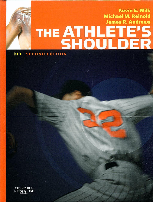 Portada del libro 9780443067013 The Athlete's Shoulder