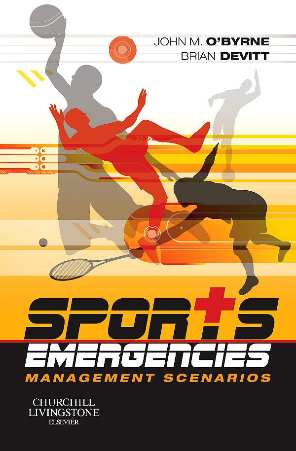 Portada del libro 9780443068652 Sports Emergencies. Management Scenarios