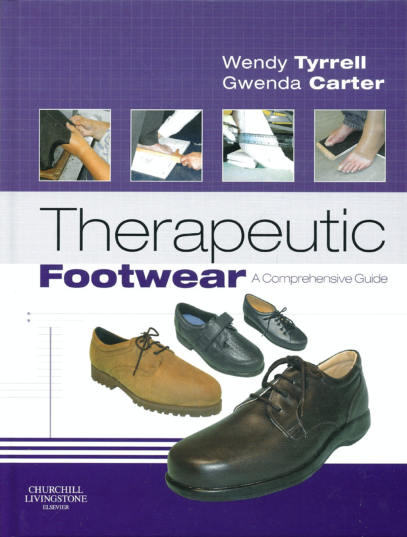 Portada del libro 9780443068836 Therapeutic Footwear. A Comprehensive Guide