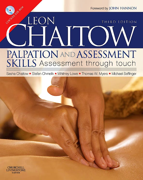 Portada del libro 9780443069352 Palpation and Assessment Skills. Assessment through Touch + Dvd-Rom