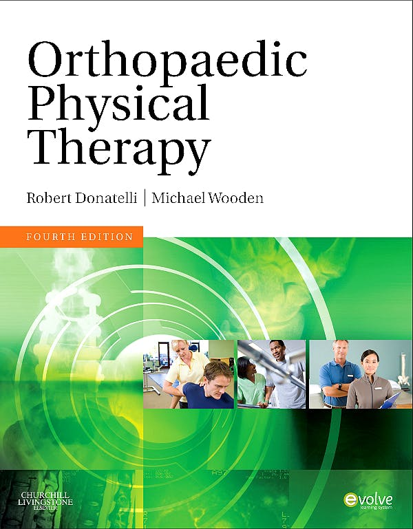 Portada del libro 9780443069420 Orthopaedic Physical Therapy