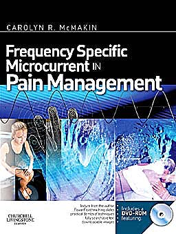 Portada del libro 9780443069765 Frequency Specific Microcurrent in Pain Management + Dvd-Rom