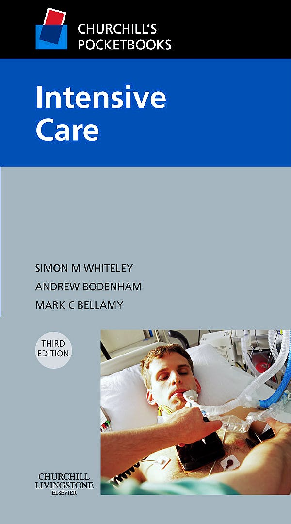 Portada del libro 9780443069772 Churchill's Pocketbooks: Intensive Care