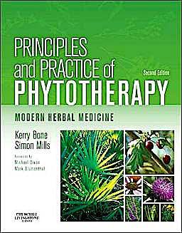 Portada del libro 9780443069925 Principles and Practice of Phytotherapy. Modern Herbal Medicine