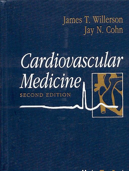 Portada del libro 9780443070006 Cardiovascular Medicine