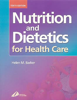 Portada del libro 9780443070211 Nutrition and Dietetics for Health Care