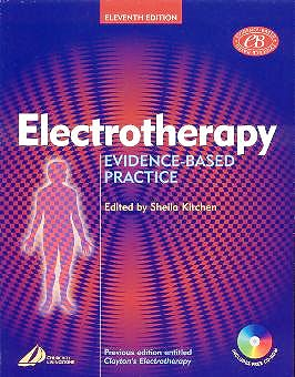 Portada del libro 9780443072161 Electrotherapy. Evidence-Based Practice