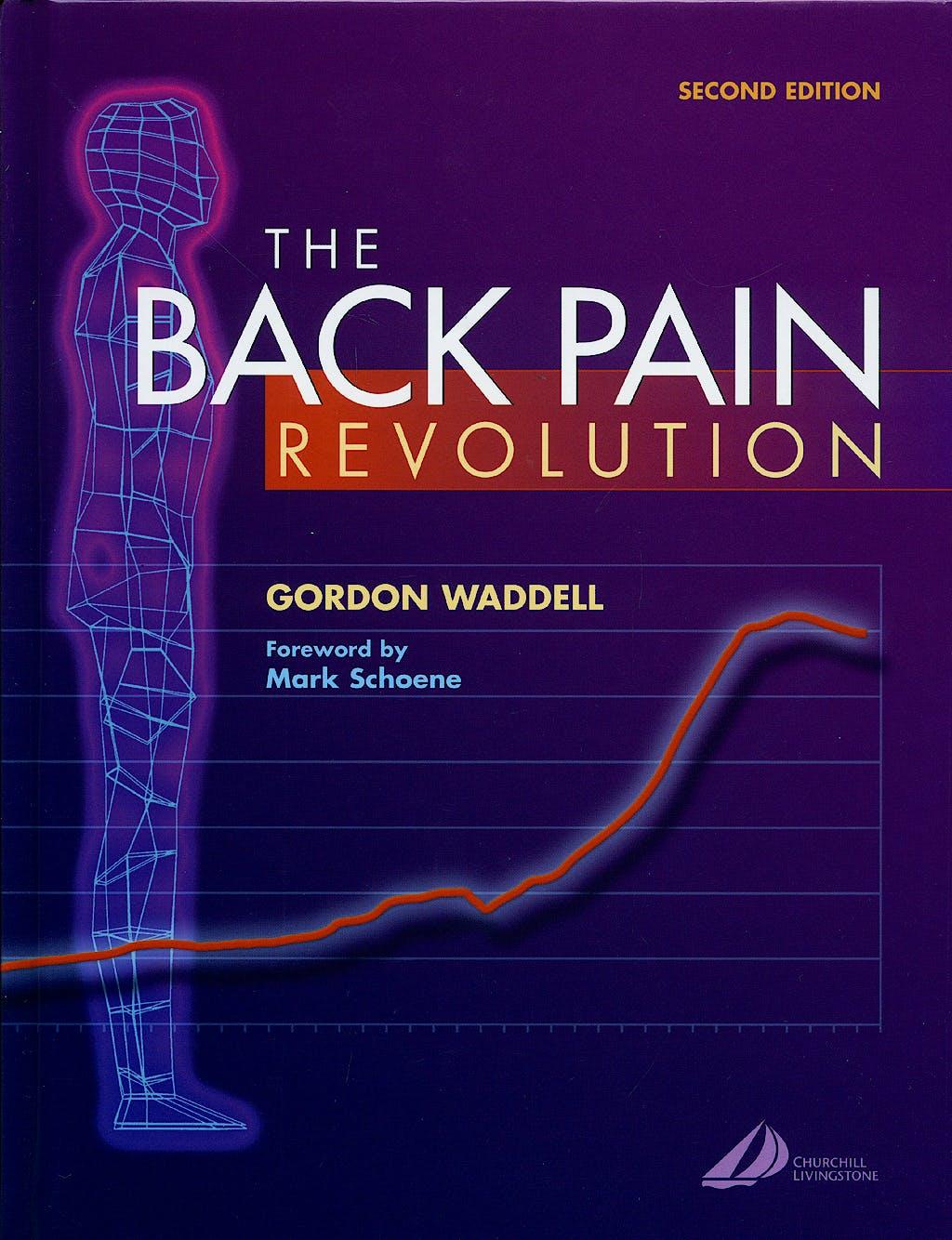 Portada del libro 9780443072277 The Back Pain Revolution