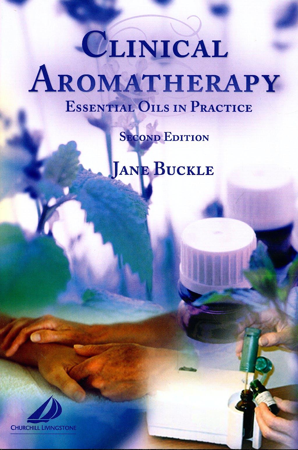 Portada del libro 9780443072369 Clinical Aromatherapy