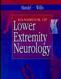 Portada del libro 9780443075483 Handbook of Lower Extremity Neurology