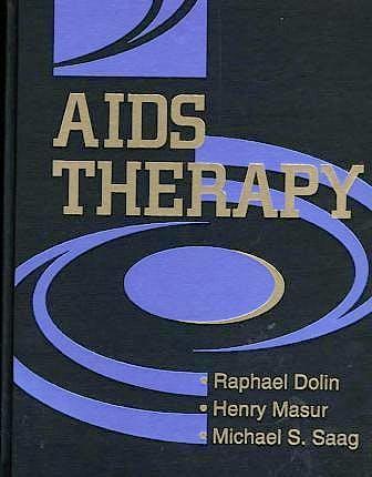 Portada del libro 9780443075926 Aids Therapy
