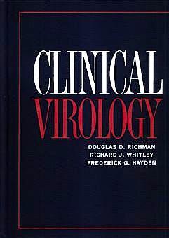 Portada del libro 9780443076534 Clinical Virology