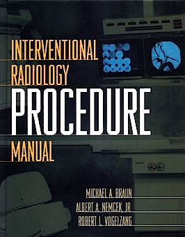 Portada del libro 9780443079214 Interventional Radiology Procedure Manual
