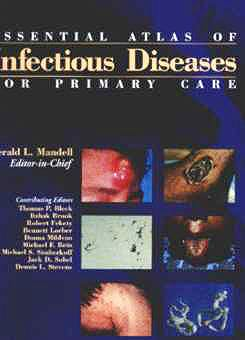 Portada del libro 9780443079610 Essentials Atlas of Infectious Diseases for Primary Care