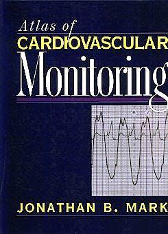 Portada del libro 9780443088919 Atlas of Cardiovascular Monitoring