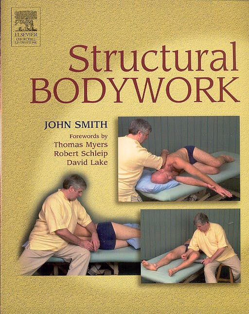 Portada del libro 9780443100109 Structural Bodywork