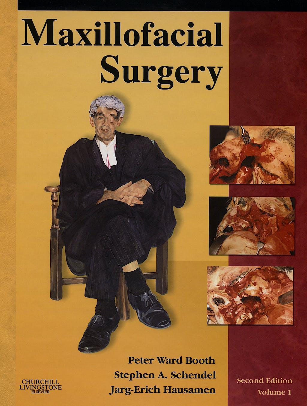 Portada del libro 9780443100536 Maxillofacial Surgery, 2 Vols.